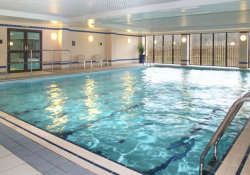 Hampshire court adults pool